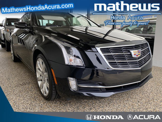 2016 Cadillac ATS Coupe Luxury Collection AWD