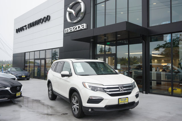 Used 2017 Honda Pilot in Edmonds Lynnwood Seattle Kirkland Everett, WA