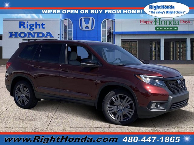2021 Honda Passport EX-L EX-L FWD Regular Unleaded V-6 3.5 L/212 [10]