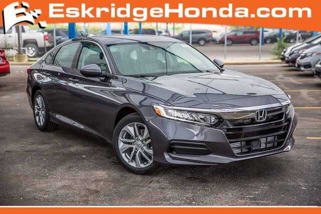 New 2019 Honda Accord Sedan in Oklahoma City, OK