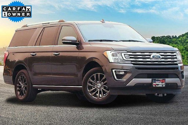 2019 Ford Expedition Max Limited Limited 4x2 Twin Turbo Premium Unleaded V-6 3.5 L/213 [3]