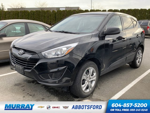 2015 Hyundai Tucson GL AWD 4dr Auto GL Regular Unleaded I-4 2.0 L/122 [0]