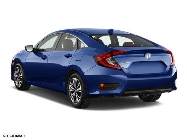 New 2017 Honda Civic Sedan EX-T CVT w-Honda Sensing