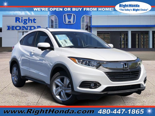 2020 Honda HR-V EX EX 2WD CVT Regular Unleaded I-4 1.8 L/110 [9]