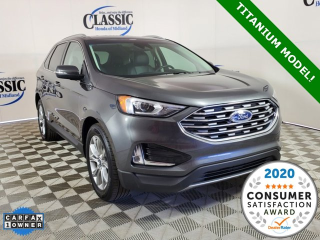 Used 2019 Ford Edge in Midland, TX