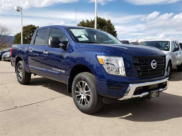 New 2020 Nissan Titan in Fort Collins, CO
