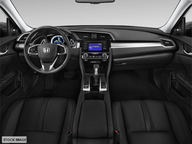 New 2017 Honda Civic Sedan LX CVT