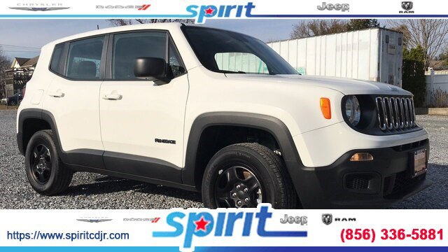 Used 2018 Jeep Renegade in Swedesboro, NJ