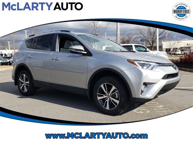 Used 2017 Toyota RAV4 in North Little Rock, AR
