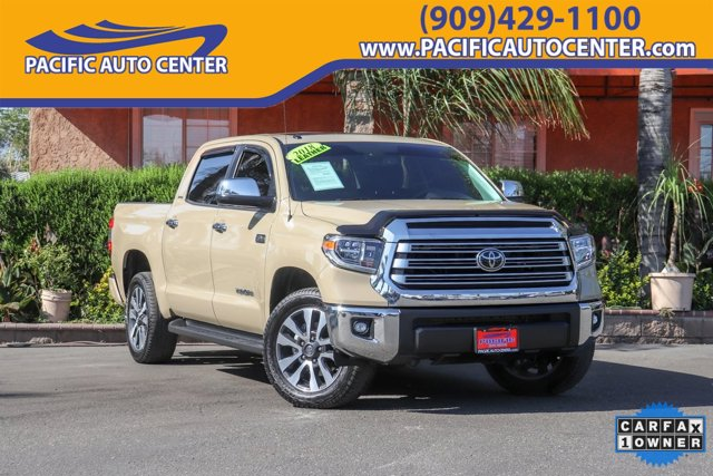 Used 2018 Toyota Tundra in Costa Mesa, CA