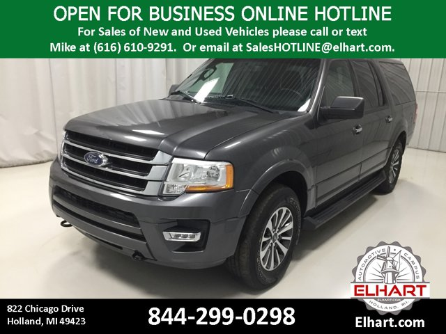 Used 2016 Ford Expedition EL in Holland, MI