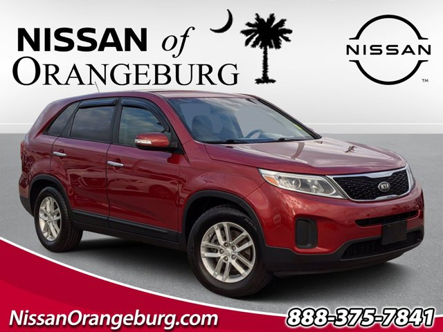 2014 Kia Sorento LX 2WD 4dr I4 LX Regular Unleaded I-4 2.4 L/144 [1]