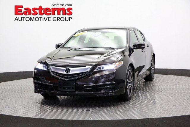 2017 Acura TLX for sale 123738 0