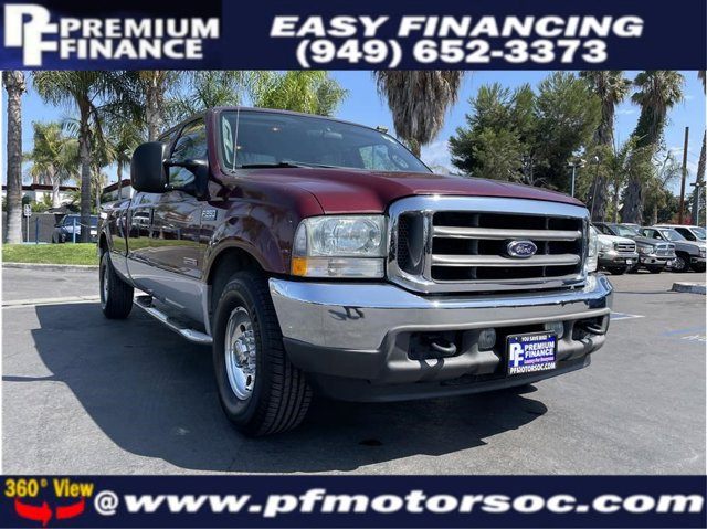 2004 Ford Super Duty F-250 XLT LONG BED LOW MILES SUPER CLEAN