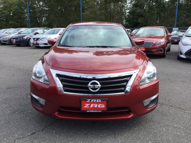 Used 2015 Nissan Altima 4dr Sdn I4 2.5
