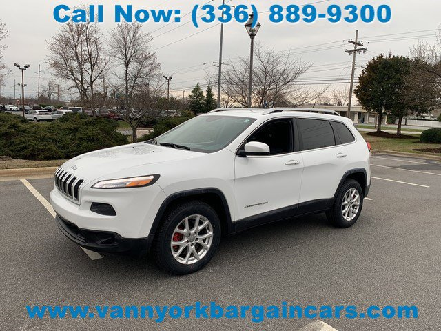 Used 2014 Jeep Cherokee in High Point, NC