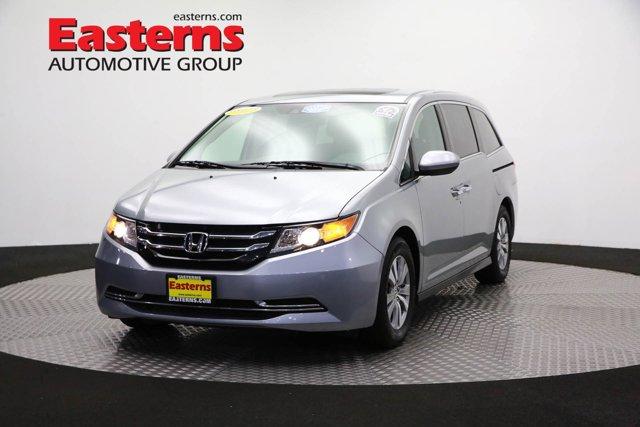 2017 Honda Odyssey EX-L Mini-van, Passenger