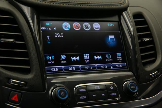 2018 Chevrolet Impala for sale 123351 12