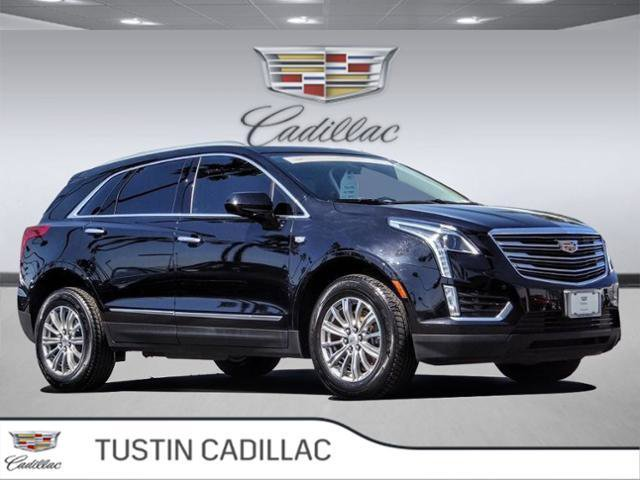 2017 Cadillac XT5 Luxury FWD FWD 4dr Luxury Gas V6 3.6L/222.6 [8]