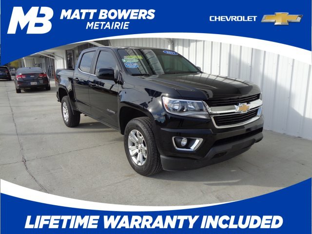 Used 2017 Chevrolet Colorado in New Orleans, and Slidell, LA