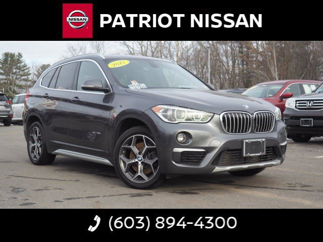 Used 2017 BMW X1 in Salem, NH