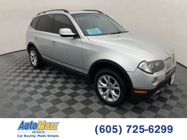 Used 2010 BMW X3 in Aberdeen, SD