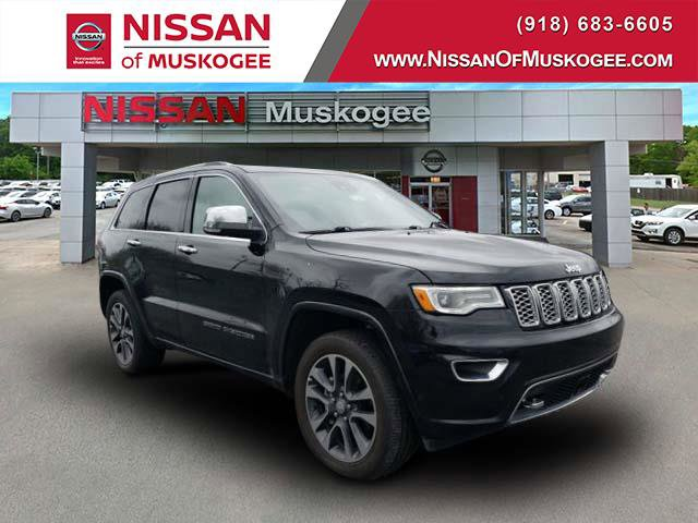 Used 2018 Jeep Grand Cherokee in Muskogee, OK