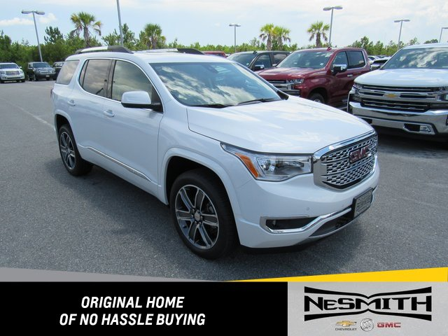 New 2019 GMC Acadia in Jesup, GA