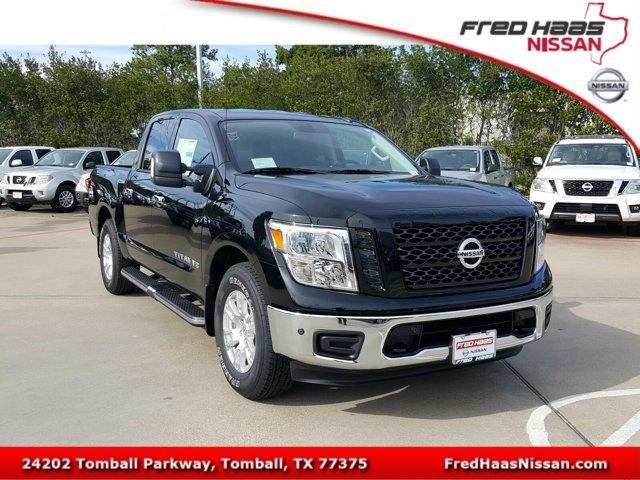 New 2019 Nissan Titan in Tomball, TX