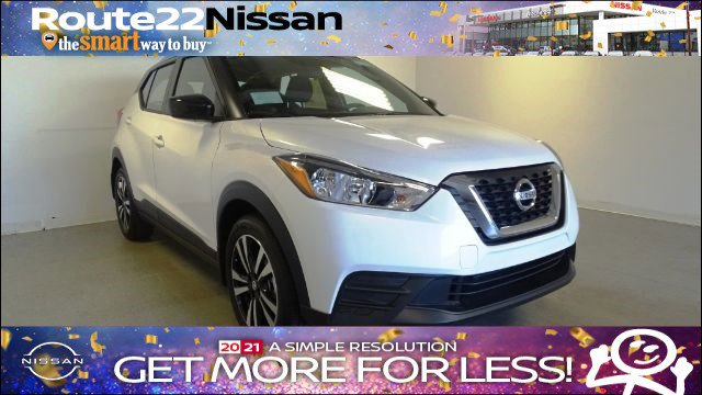 2020 Nissan Kicks SV SV FWD Regular Unleaded I-4 1.6 L/98 [17]