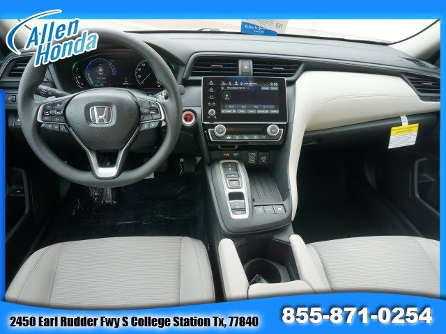 New 2020 Honda Insight in College Station, TX