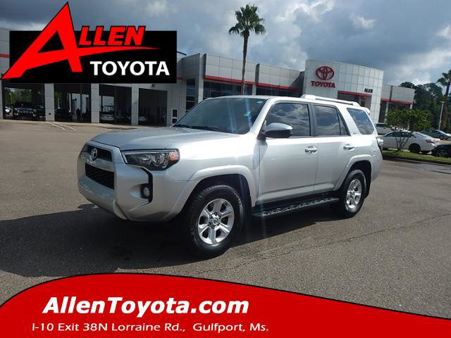 Used 2016 Toyota 4Runner in Gulfport, MS