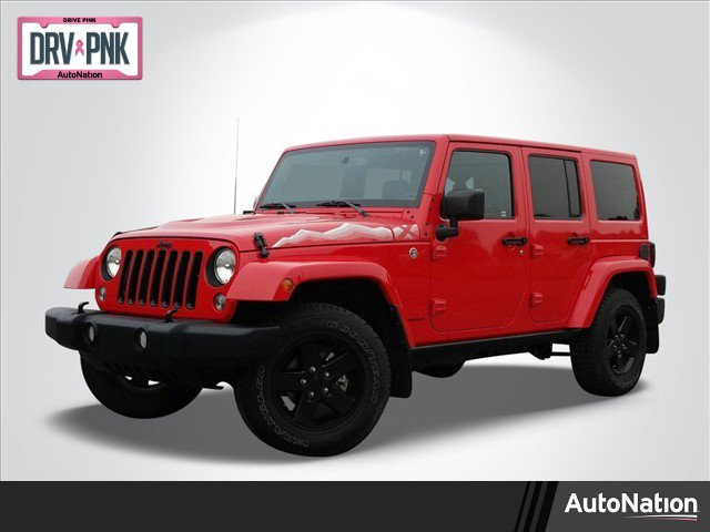 Used 2015 Jeep Wrangler Unlimited in Olympia, WA