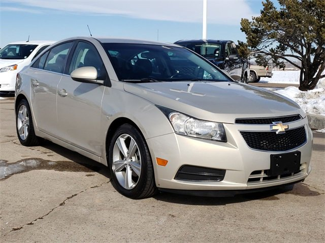 Used 2012 Chevrolet Cruze in Fort Collins, CO