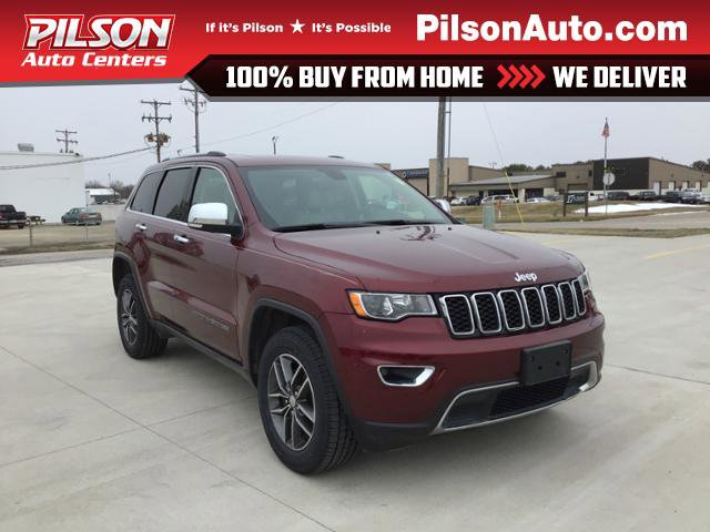 Used 2017 Jeep Grand Cherokee in Mattoon, IL