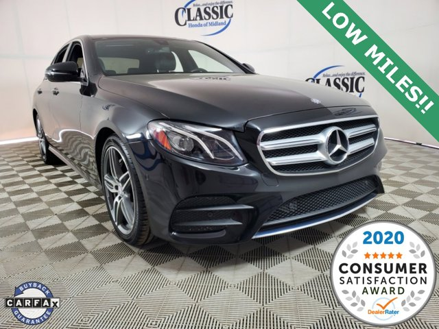 Used 2017 Mercedes-Benz E-Class in Midland, TX