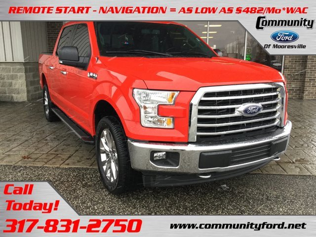 Used 2017 Ford F-150 in Bloomington, IN