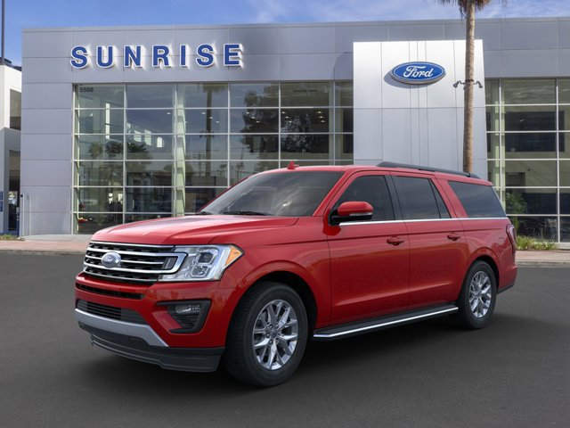 2021 Ford Expedition Max XLT XLT 4x2 Twin Turbo Premium Unleaded V-6 3.5 L/213 [3]