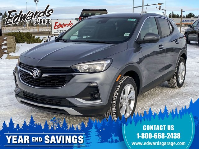2021 Buick Encore GX Preferred Buckets Driver Confidence Pkg AWD 4dr Preferred Turbocharged 1.3/ [6]