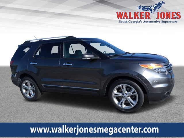 Used 2015 Ford Explorer in Waycross, GA