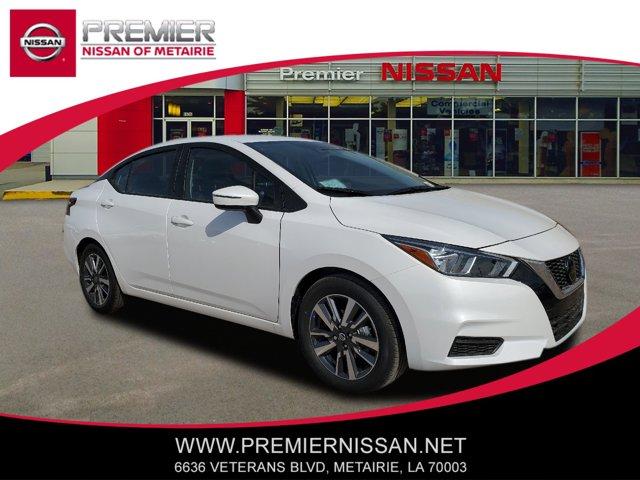 New 2020 Nissan Versa in Metairie, LA