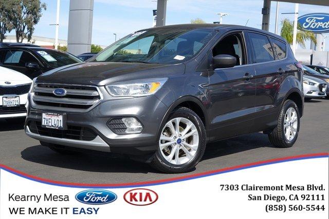 Used 2017 Ford Escape in Chula Vista, CA
