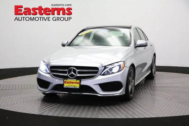 2016 Mercedes-Benz C-Class for sale 123317 0