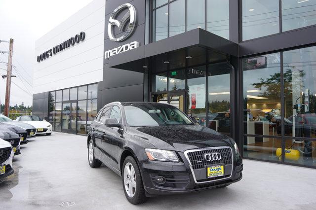 Used 2012 Audi Q5 quattro 4dr 2.0T Premium Plus