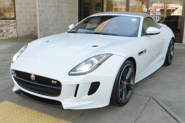 New 2017 Jaguar F-TYPE Convertible Auto S AWD Convertible