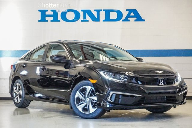 New 2019 Honda Civic Sedan in Cartersville, GA