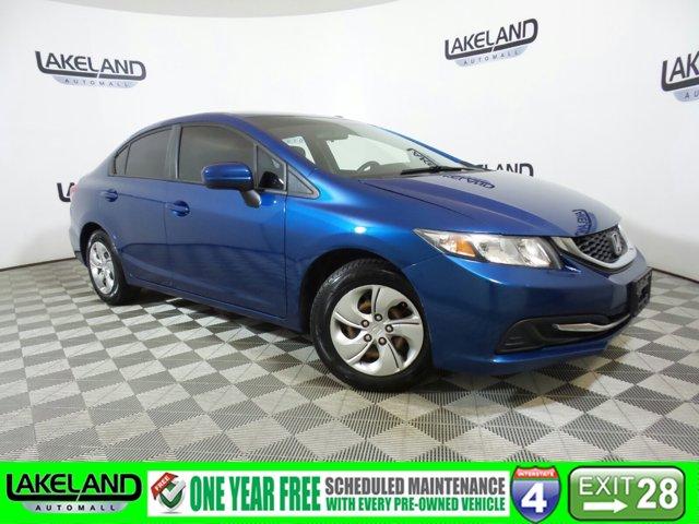 Used 2014 Honda Civic Sedan in Lakeland, FL