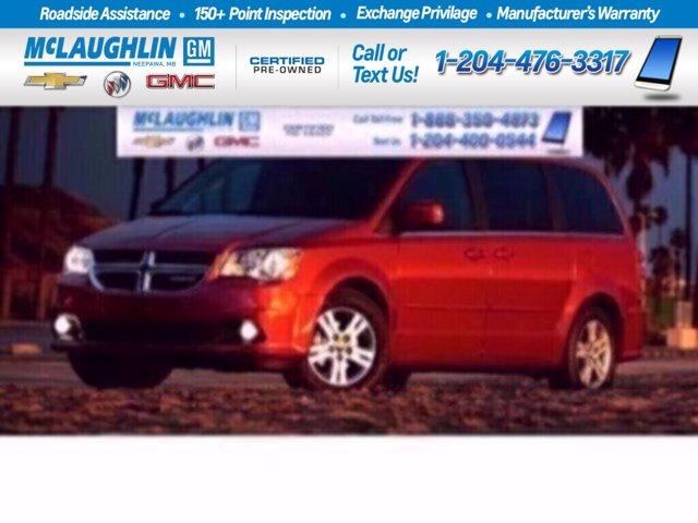 2015 Dodge Grand Caravan SXT 4dr Wgn SXT Regular Unleaded V-6 3.6 L/220 [14]