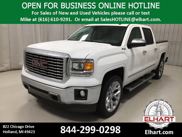 Used 2015 GMC Sierra 1500 in Holland, MI