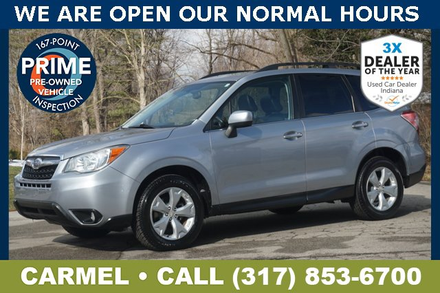 Used 2015 Subaru Forester in Indianapolis, IN